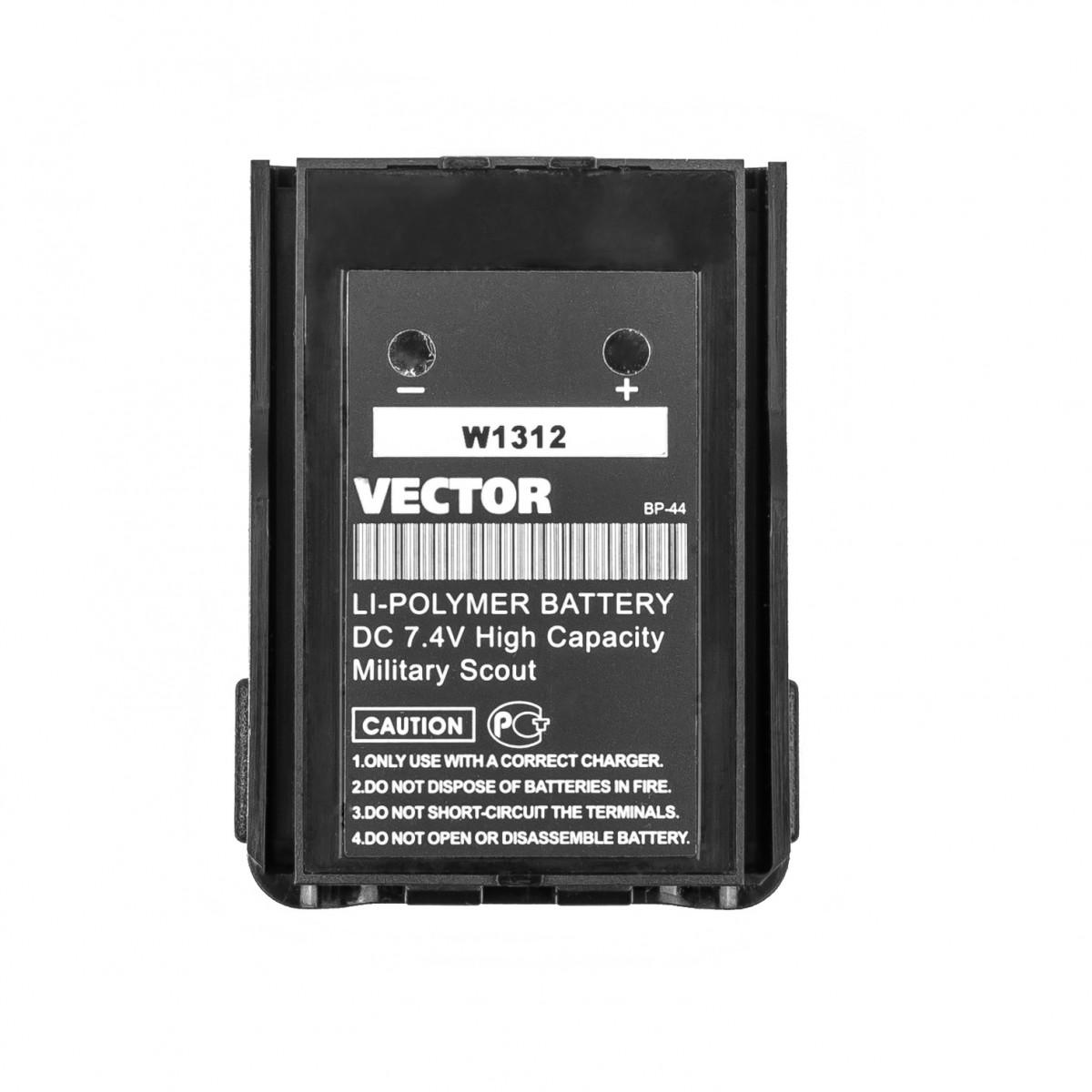 Рация Vector-VT-44 Miltary SCOUT