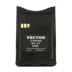Аккумулятор повышенной емкости Vector BP-44 HS