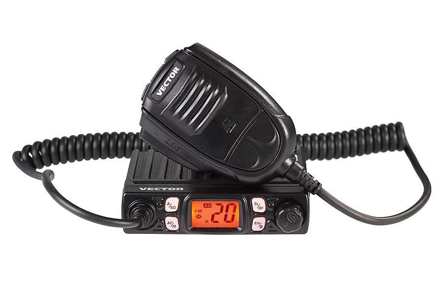 Автомобильная радиостанция VT-27 Smart TURBO