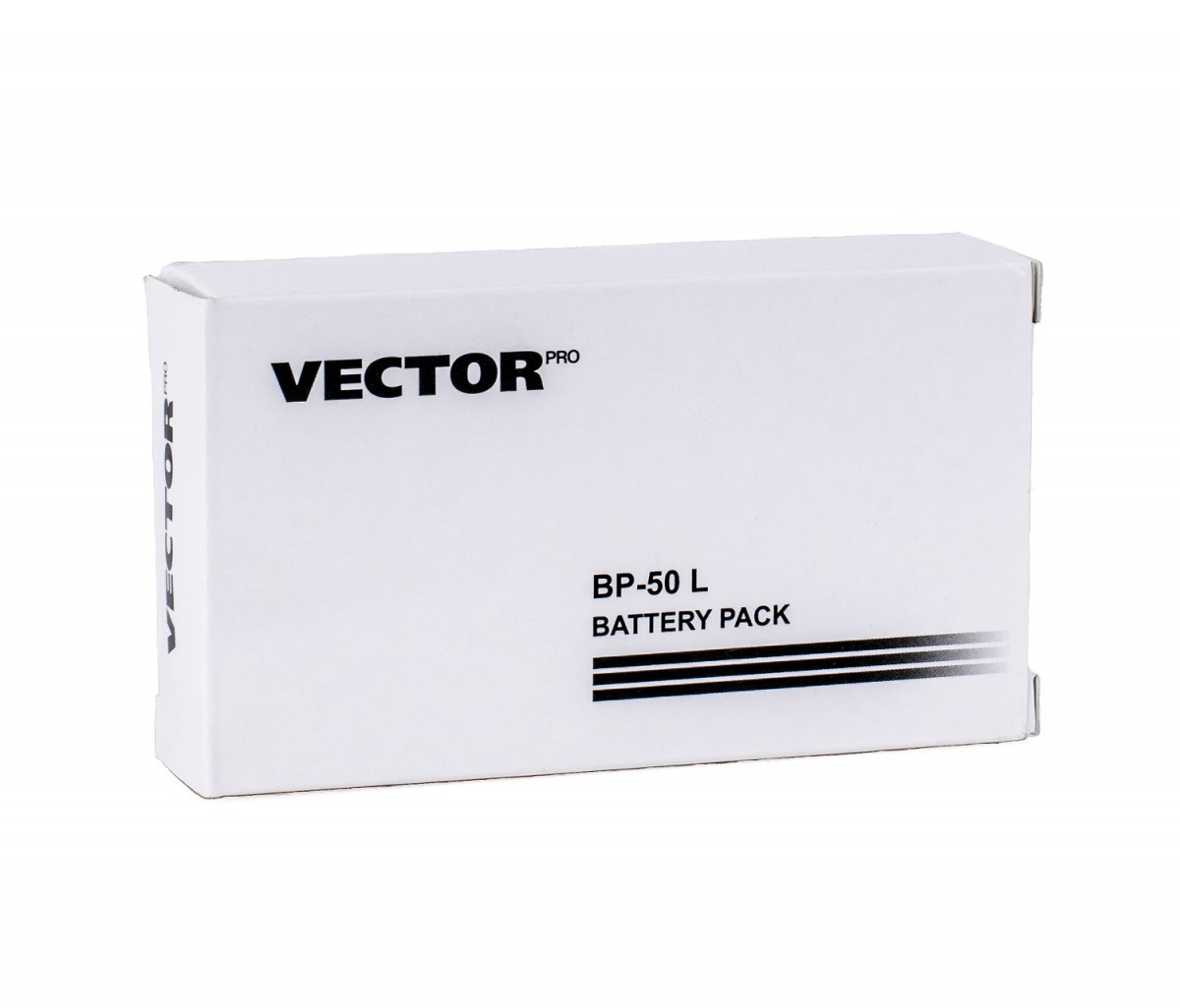 Штатный Li-Ion аккумулятор Vector BP-50 L